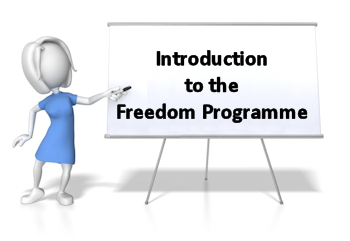 Freedom Programme training on coercive control and the effects of domestic abuse on children